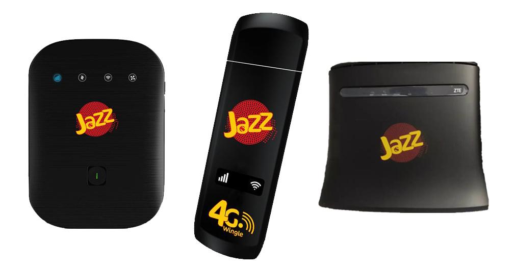 Jazz Internet Device Price in Pakistan 2021